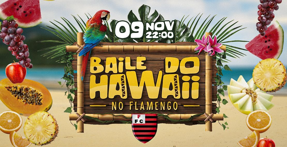 Baile do Hawaii 2019