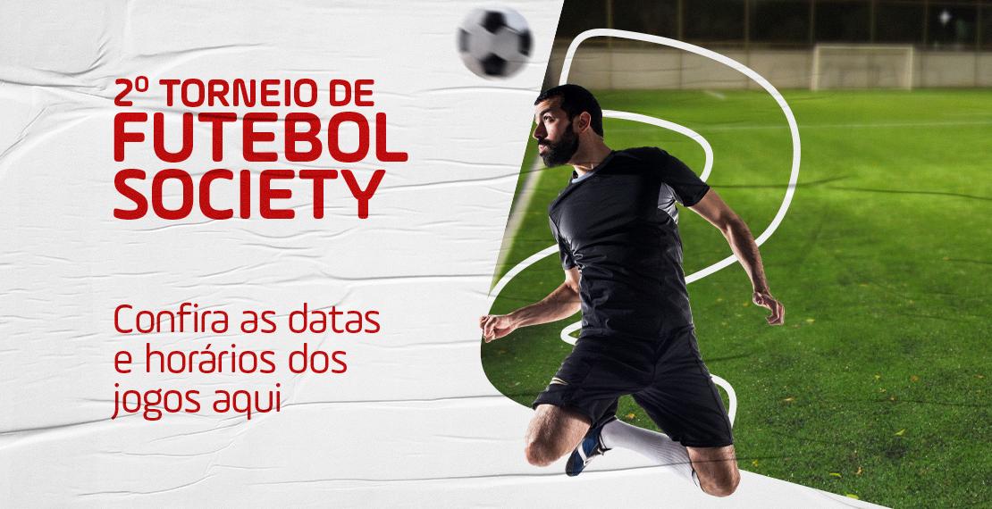 2° Campeonato Masculino de Futebol Society